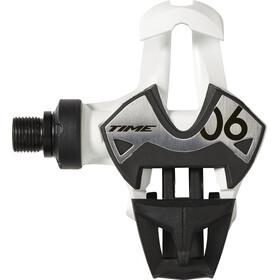 Time Xpresso 6 Road Pedals white/black